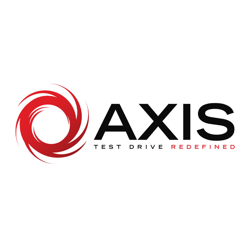 AXIS Dyno Logo Design