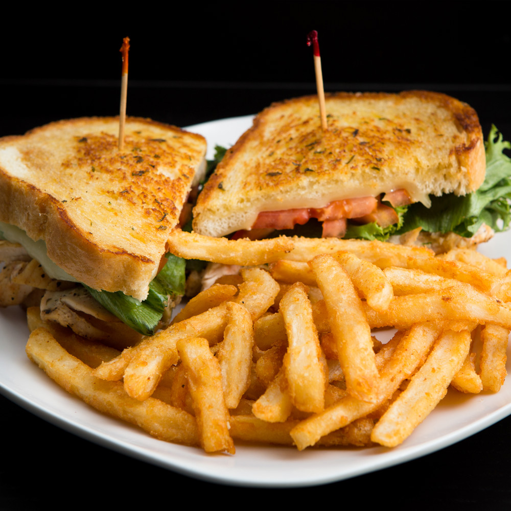 Food Photo - Chicken Club