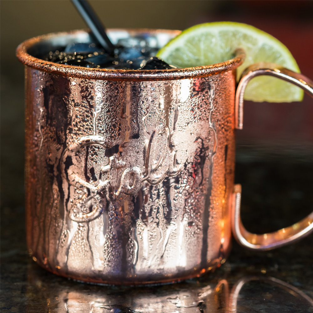 Food Photography - Buckeye Mule