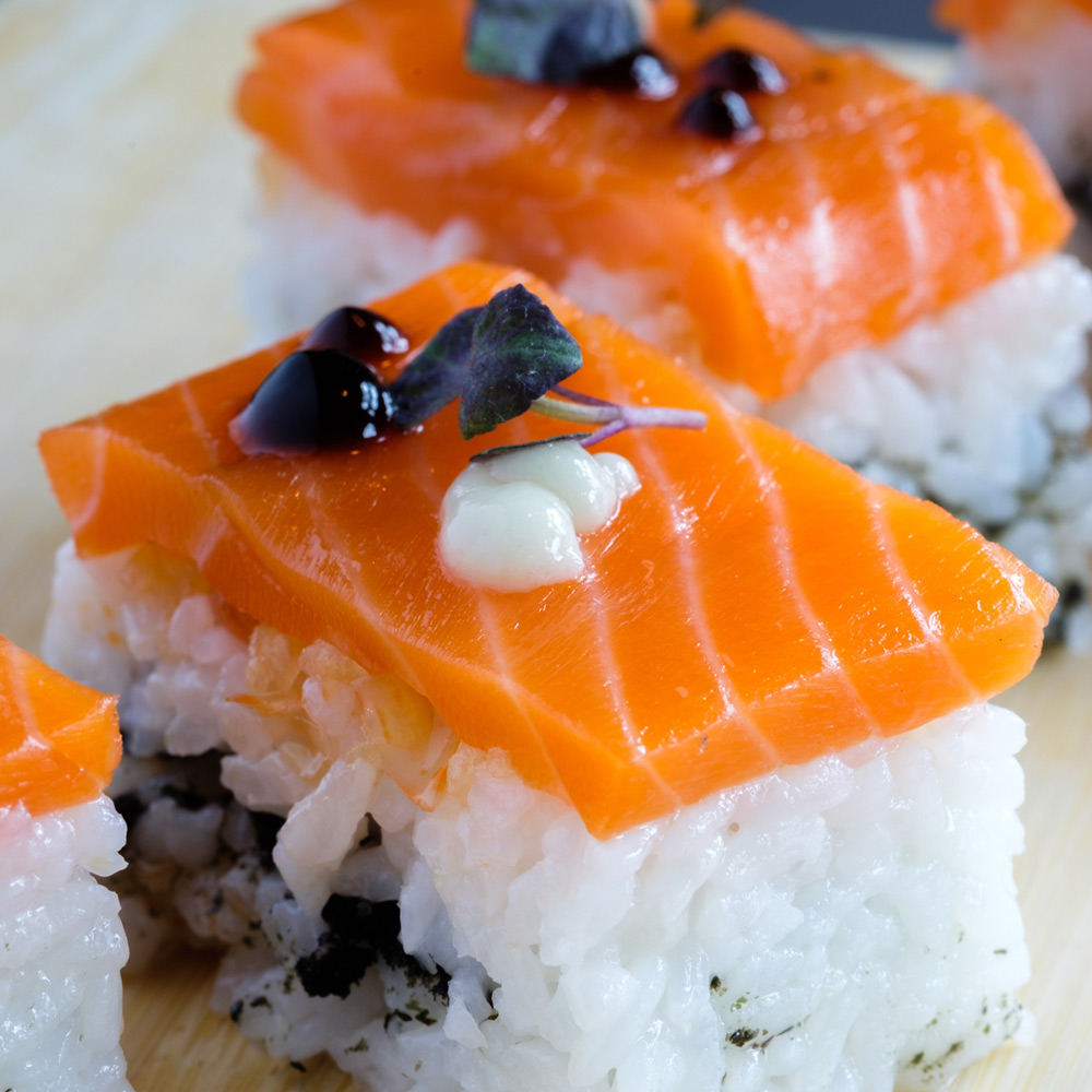 Food Photgraphy - Sushi