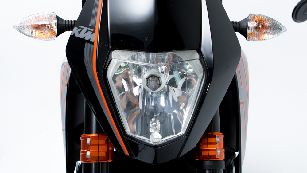 Vehicle Photography - KTM SuperDuke