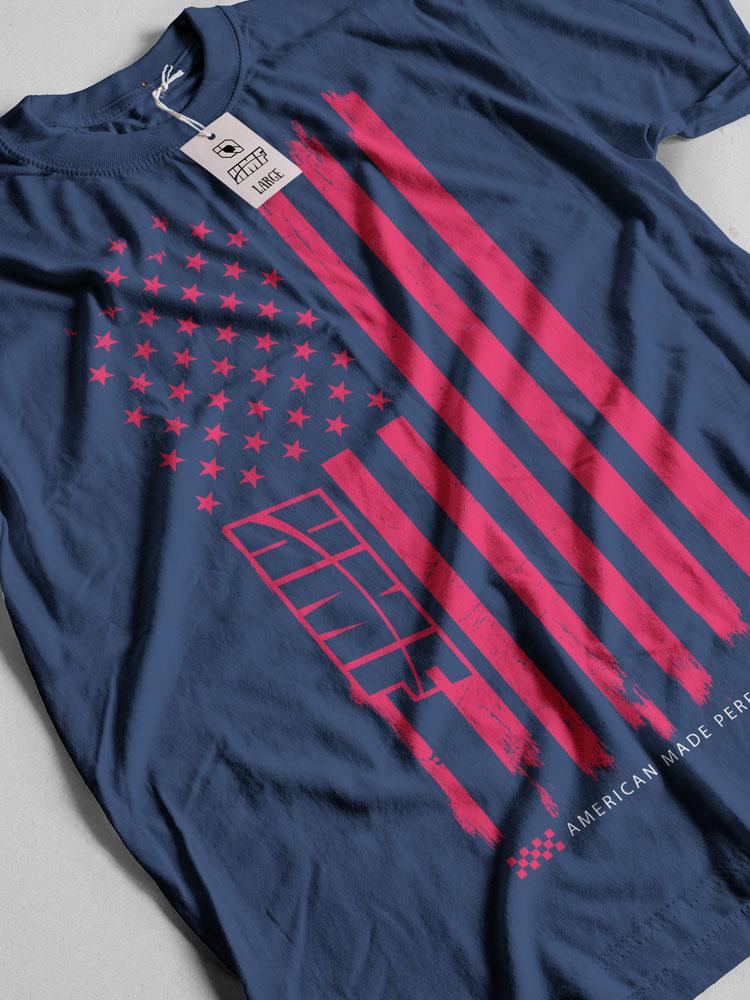 765204 X-Large HMF American Made Tee Shirt